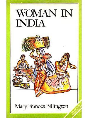 Woman in India (An Old and Rare Book)
