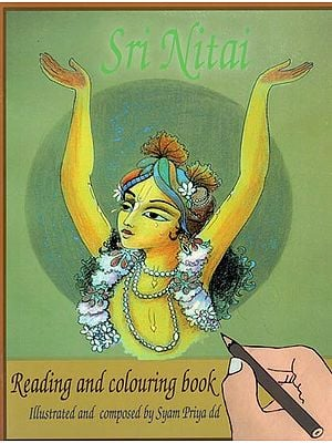 Sri Nitai (Reading and Colouring Book)