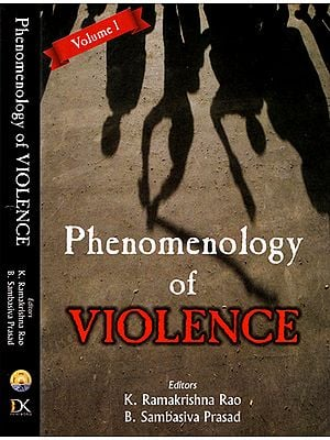 Phenomenology of Violence (Set of 2 Volumes)
