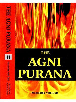 The Agni Purana (Set of 2 Volumes)