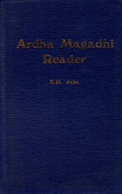 Ardha Magadhi Reader (An Old and Rare Book)