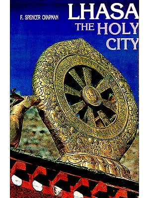 Lhasa - The Holy City (An Old Book)