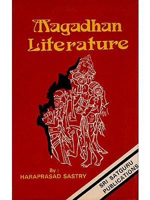 Magadhan Literature (An Old and Rare Book)