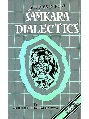 Studies in Post - Samkara Dialectics (An Old and Rare Book)