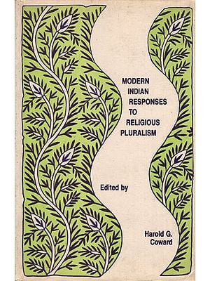Modern Indian Responses to Religious Pluralism (An Old and Rare Book)
