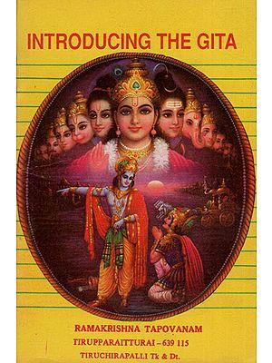 Introducing The Gita (An Old and Rare Book)