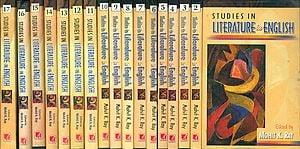 Studies in Literature in English (Set of 17 Volumes)