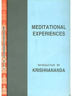 Meditational Experiences (Set of 2 Volumes)