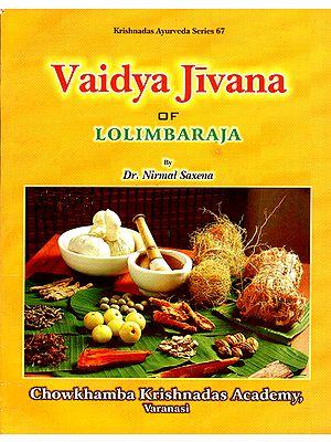 Vaidya Jivana of Lolimbaraja