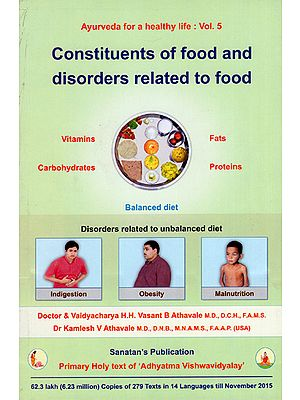 Constituents of Food and Disorders Related to Food