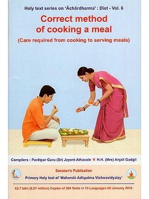 Correct Method of Cooking a Meal (Care Required from Cooking to Serving Meals)