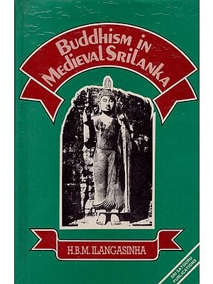 Buddhism in Medieval Srilanka (An Old and Rare Book)