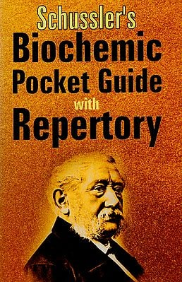 Schussler's Biochemic Pocket Guide with Repertory