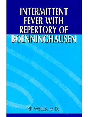 Intermittent Fever with Repertory of Boenninghausen