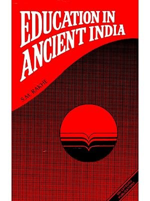 Education In Ancient India (An Old and Rare Book)