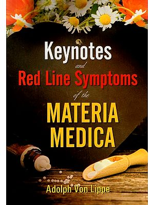 Keynotes and Red Line Symptoms of the Materia Medica