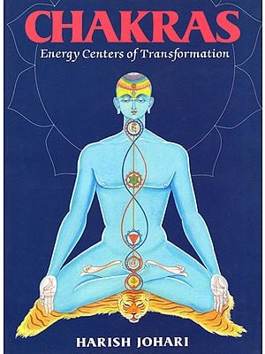 Chakras (Energy Centers of Transformation)