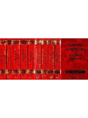 The Guiding Symptoms of Our Materia Medica (Set of 10 Volumes)