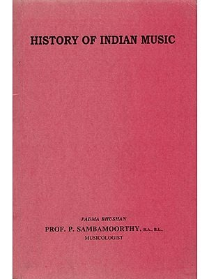History of Indian Music
