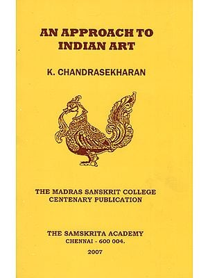 An Approach to Indian Art