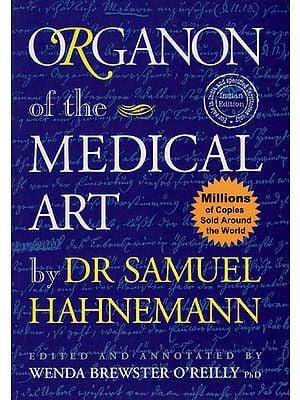 Organon of the Medical Art by Dr Samuel Hahnemann