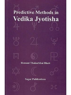 Predictive Methods in Vedika Jyotisha