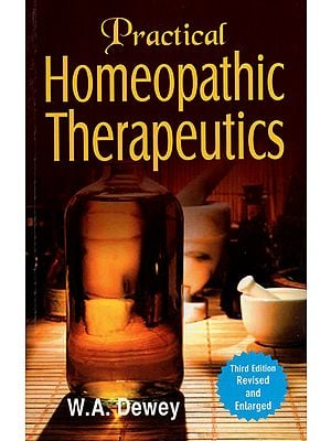 Practical Homeopathic Therapeutics