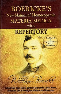 New Manual of Homoeopathic (Materia Medica with Repertory)