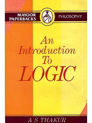 An Introduction to Logic (An Old and Rare Book)