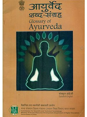 आयुर्वेद शब्द संग्रह: Glossary of Ayurveda (An Old Book)