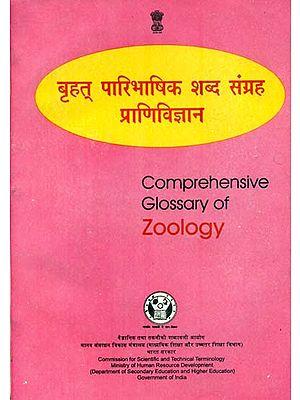 बृहत् पारिभाषिक शब्द संग्रह प्राणिविज्ञान: Comprehensive Glossary of Zoology (An Old and Rare Book)