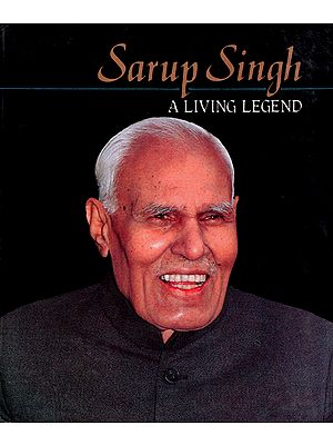 Sarup Singh - A Living Legend (An Old and Rare Book)