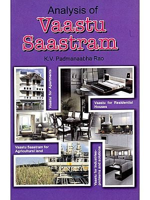 Analysis of Vaastu Saastram