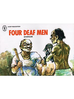 Four Deaf Men