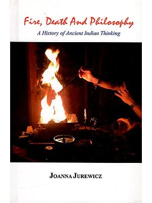 Fire, Death and Philosophy (A History of Ancient Indian Thinking)
