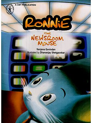 Ronnie The Newsroom Mouse