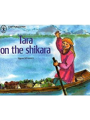 Tara on the Shikara