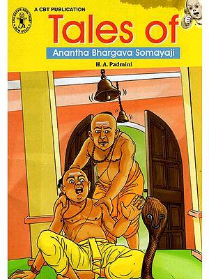 Tales of Anantha Bhargava Somayaji