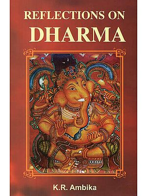 Reflections on Dharma