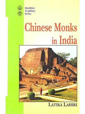 Chinese Monks in India