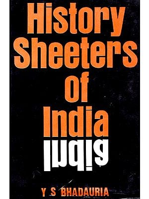 History Sheeters of India