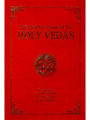 The Golden Book of the Holy Vedas