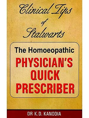 The Homoeopathic Physician's Quick Prescriber