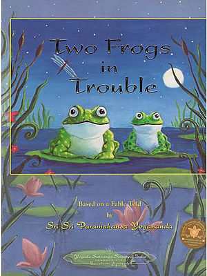 Two Frogs in Trouble