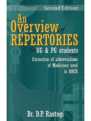 An Overview of Repertories for UG and PG Students