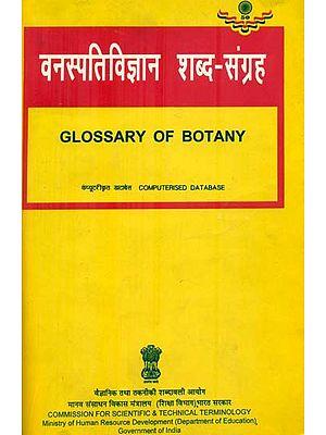 वनस्पतिविज्ञान शब्द- संग्रह: Glossary of Botany