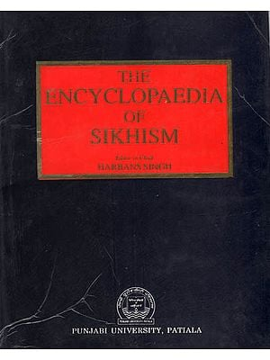 The Encylopaedia of Sikhism ( Voulme - 3 )