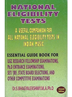 National Eligibility Tests for Indian Music