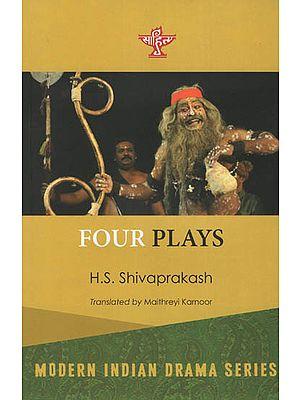 Four Plays (Modern indian Drama Series)
