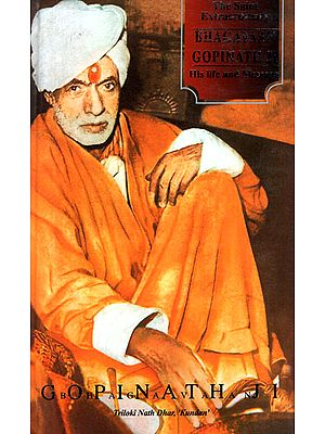 The Saint of Extraordinary: Bhagavaan Gopinath Ji His Life and Message